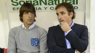 El ex jugador Bittor Alkiza es segundo entrenador del Numancia