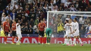 R. Madrid - Shakhtar D..