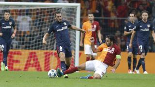 Galatasaray - Atlético.