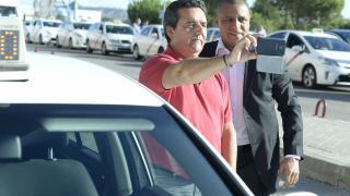 La llegada de Roberto Carlos a la gala de #LaLigaAmbassadors.