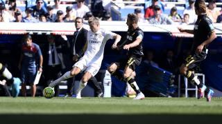 R. Madrid - Granada.