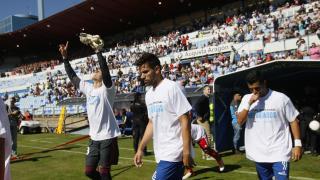 Zaragoza - Osasuna. Partido zaragoza- Osasuna