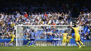 Deportivo - Sporting. Deportivo de La Coruña-Sporting de Gijón