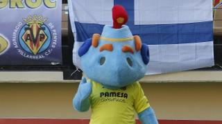 El submarino es el jugador número 12 del Villarreal