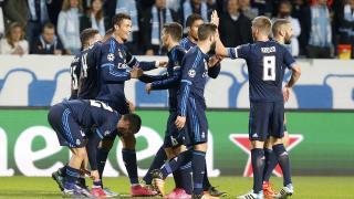 Malmö - R. Madrid.