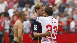 El FC Barcelona fue el siguiente equipo en caer derrotado en el Estadio Ramón Sánchez-Pizjuán en el que era el regreso de Ivan Rakitić a la que fuera su casa