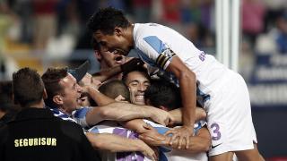 Málaga - R. Sociedad.