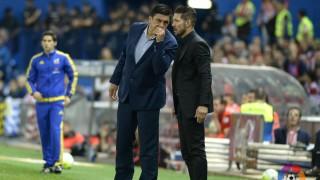 Germán 'Mono' Burgos jugó junto a Diego Simeone y ahora también dirige al equipo