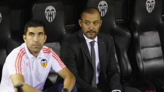 Rui Silva, escudero de Nuno en el Valencia