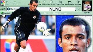 Nuno (temporada 2001/02)