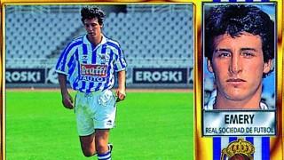 Unai Emery (temporada 1995/96)