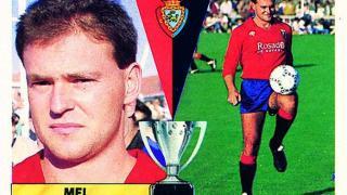 Pepe Mel (temporada 1987/88)