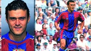 Luis Enrique (temporada 1998/99)