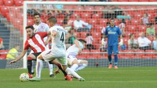 Bilbao Athletic - Numancia. Bilbao Athletic-Numancia, 10-10-2015