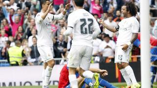 R. Madrid - Levante.
