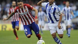 R. Sociedad - Atlético. partido