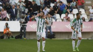 Florin Andone marcó un doblete contra un rival directo como el CD Numancia