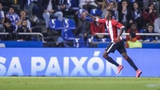 El jugador rojiblanco suma cuatro goles en Liga BBVA
