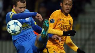 BATE Borisov - FC Barcelona