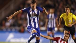 Lucas Pérez suma seis tantos en la Liga BBVA