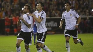 Alcácer suma cinco goles en las once jornadas disputadas