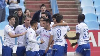 El Zaragoza ha conseguido 15 de los últimos 21 puntos disputados
