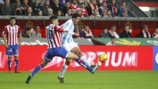 Sporting - Málaga.