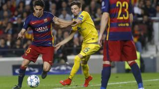 FC Barcelona - BATE Borisov.