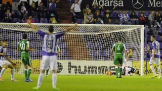 Valladolid - Leganés.