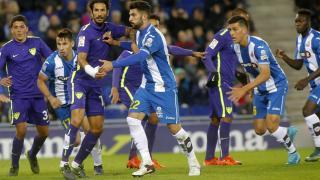 Espanyol - Málaga.