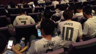 El Clásico desde Shanghai