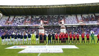 Valladolid - Osasuna.