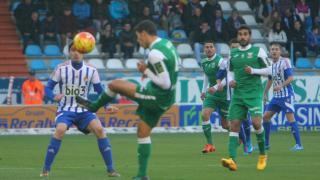 Ponferradina - Leganés.