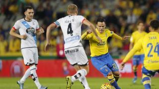 Las Palmas - Deportivo.