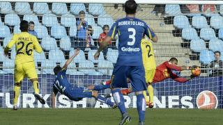 Getafe - Villarreal.