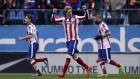 Marzo: Fernando Torres vuelve a marcar de rojiblanco en el Vicente Calderón y la Liga BBVA.