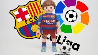 Leo Messi, 'Mejor Jugador' y 'Mejor Delantero de Liga BBVA 2014/15'