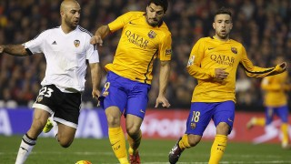 Luis Suárez suma siete jornadas consecutivas marcando