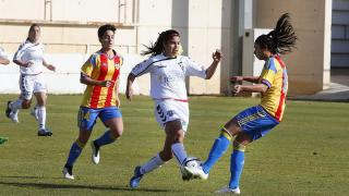F. Albacete - VCF Féminas. Fundación Nexus-Valencia Féminas