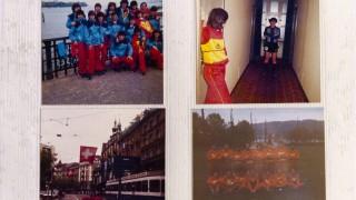 Fotografías de Ana Ruiz cedidas por su familia.