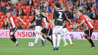 Athletic - RB Linense. ATHLETIC DE BILBAO-RB LINENSE, 16-12-2015