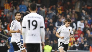 Valencia - Getafe.