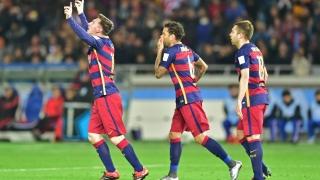 Diciembre: El FC Barcelona gana el Mundialito de Clubes, por tercera vez.