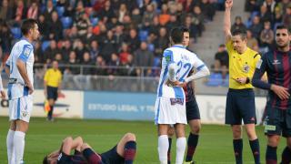 Huesca - Leganés.