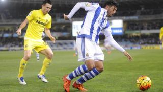 R. Sociedad - Villarreal. PARTIDO