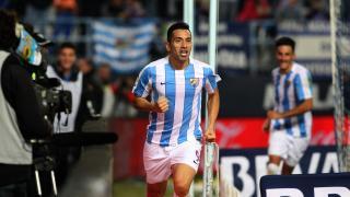 Charles firmó su sexto gol en LaLiga