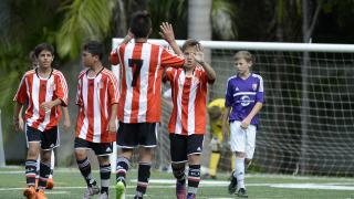 XX Torneo internacional LaLiga Promises Miami - Primera jornada de competición. ORLANDO - ESTUDIANTES