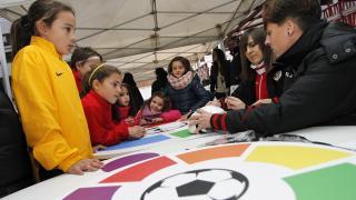 Fan zones LaLiga NonStop - Fan zone Rayo.