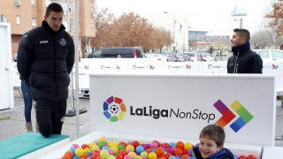 Fan zones LaLiga NonStop - Fan zone Getafe.
