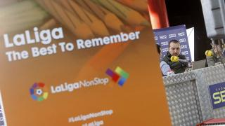 Fan zones LaLiga NonStop - Fan zone Valencia.